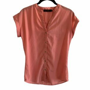 The Limited XS Short Sleeve Blouse